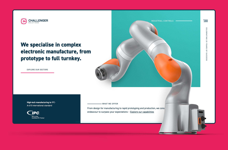 technology-sector-webdesign