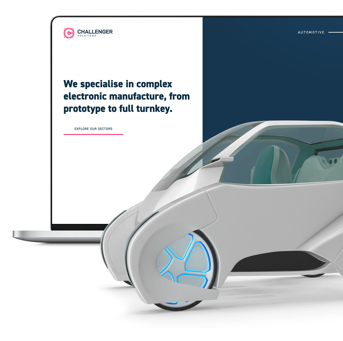 Technology website